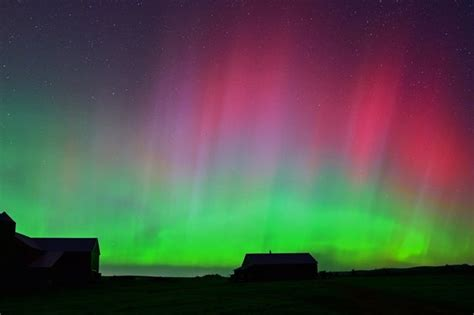 when can you see the northern lights in michigan northern lights aurora borealis in uk where to see them