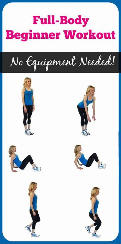 Beginner Workout Beginners Workouts Fitness Exercises Trainer