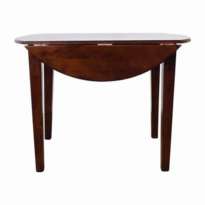 Table Folding Round Wood Leaves Tables Furniture