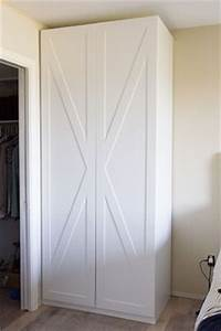 Ikea Pax Schranktüren : schrank ikea pax mit t ren vikanes keine griffe notwendig storage wall pinterest ikea pax ~ Eleganceandgraceweddings.com Haus und Dekorationen