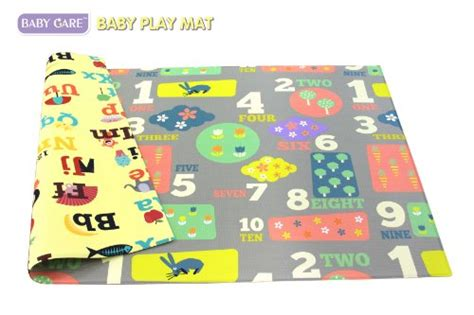 baby care play mat baby care play mat letters numbers grey large in the
