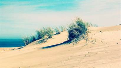 Pastel Beach Sand Wallpapers Grass Backgrounds Nature
