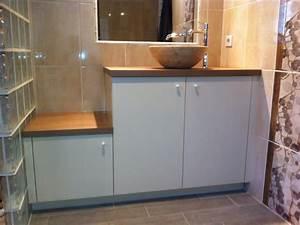 meuble de cuisine diy mobilier design decoration d With meuble de cuisine pour salle de bain