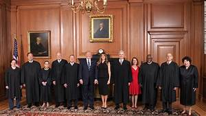 Trump adds five to Supreme Court list -- but no vacancy ...