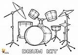 Drum Drums Coloring Printables Pages Easy Pounding Kit Yescoloring Instrument Musical Print Results sketch template