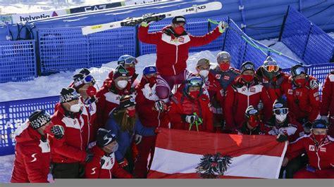 Spraigais Šveices un Austrijas duelis par uzvaru medaļu ...