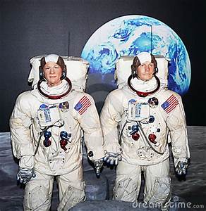 Buzz Aldrin And Neil Armstrong Editorial Photography ...