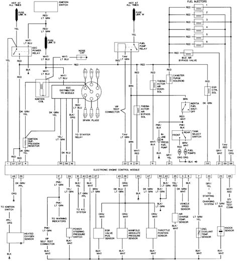 Ford F 150 Wiring Diagram Free by 1991 Ford F 150 Radio Wiring Diagram Free