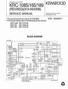 Kenwood Excelon Ddx7015 Wiring Diagram