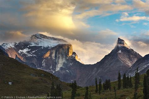 Arrigetch Peaks, Gates of the Arctic National Park ...