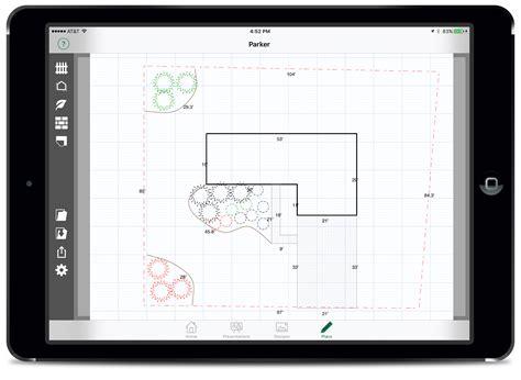 drafix software pro landscape introduces design cad  ipad