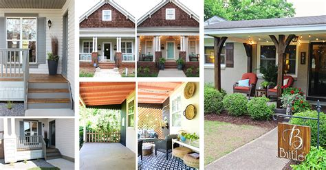25 Best Porch Makeover Ideas And Projects For 2019