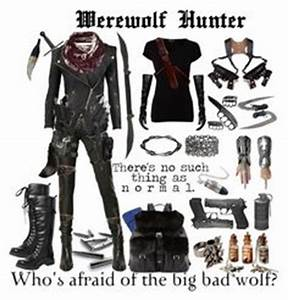 Red Riding Hood: Werewolf Hunter- like the idea of riding ...