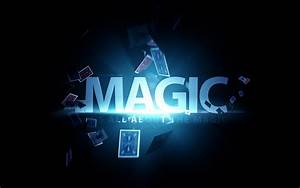 Magician Wallpaper 3d