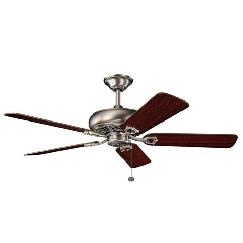 Kichler Ceiling Fan Uplight by Kichler Antique Pewter Ceiling Fan 300118ap