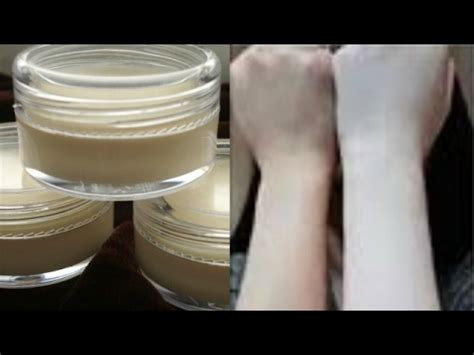 Best Homemade Anti Aging Cream | 100% Whitening, Wrinkle