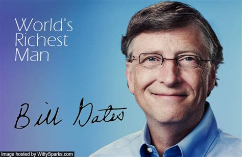 Bill Gates back on top of the rich list
