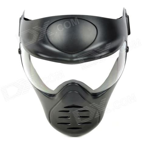 cordura stylish war game protection face mask shield
