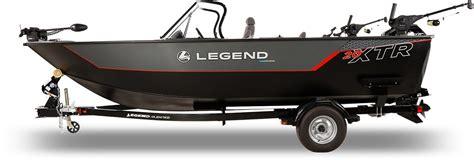 Legend Boat Windshields by Xtr Series Legend Boats