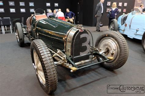 However i decided to punch it up a few notches with a new paint job done with a used patina look. Bugatti Type 59 Grand Prix (59121) de 1934   Patrimoine ...