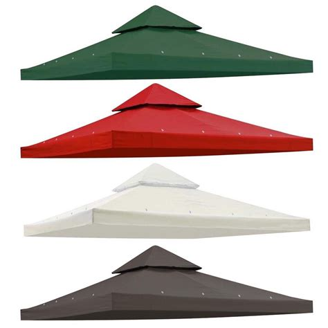topper canap canopy replacement top 12 39 x12 39 patio pavilion gazebo