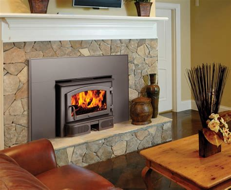 Pellet Fireplace Inserts Wood Vs Stove Insert Home