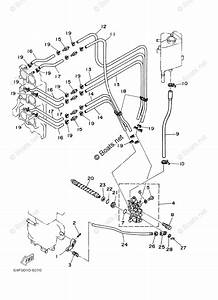 Yamaha Outboard Parts By Year 2005 Oem Parts Diagram For Oil Pump