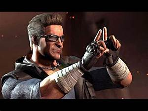 Mortal Kombat X Johnny Cage Gameplay All Variations Moves ...