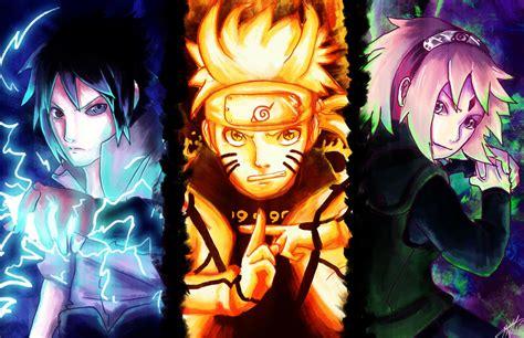 Anime Team Wallpapers - team 7 sasuke and 4k ultra hd wallpaper