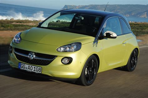 vauxhall green vauxhall adam jam review auto express