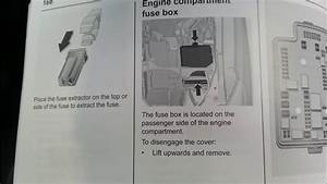 2012 Holden Colorado Fuse Box Locations And Fuse Cards