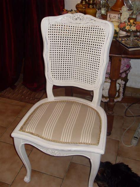 comment restaurer une chaise relooker une chaise cannee atelier retouche
