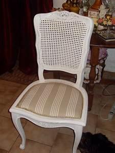 Relooker Des Chaises : relooker une chaise cannee atelier retouche paris ~ Melissatoandfro.com Idées de Décoration