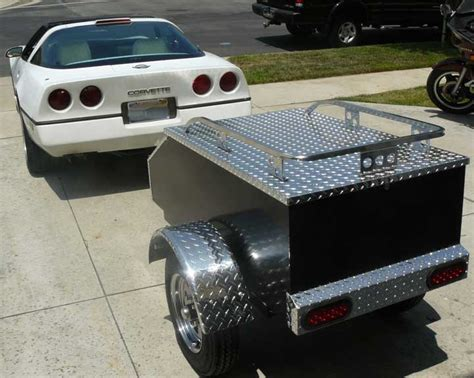 53 Luggage Trailer For Cars, Luggage Car Trailer Use For