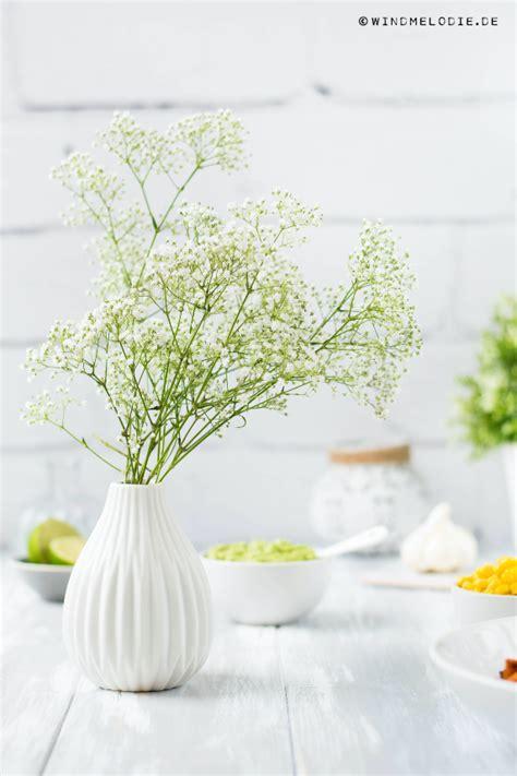 Deko Vasen Weiß schleierkraut deko vase weiss duni cheri