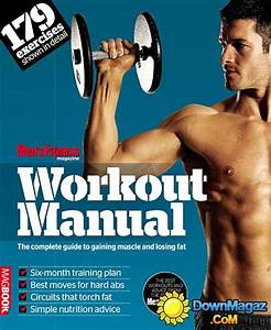 Men U0026 39 S Fitness Workout Manual Uk
