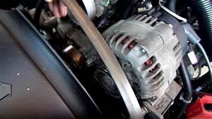 28 2001 Chevy Silverado Serpentine Belt Diagram