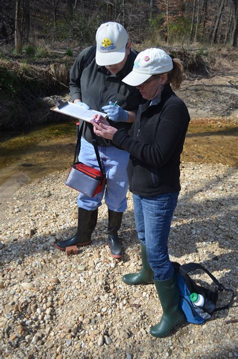 lowes rocky river hours water quality monitoring james river association