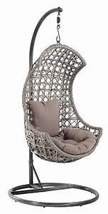 Chaise Suspendue Interieur : chaise suspendue interieur exterieur accueil design et mobilier ~ Teatrodelosmanantiales.com Idées de Décoration