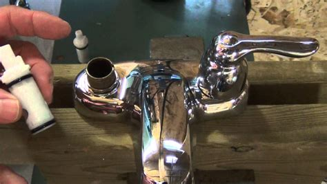 how to repair a leaky moen kitchen faucet how to repair a set of leaky 2 handle moen washerless