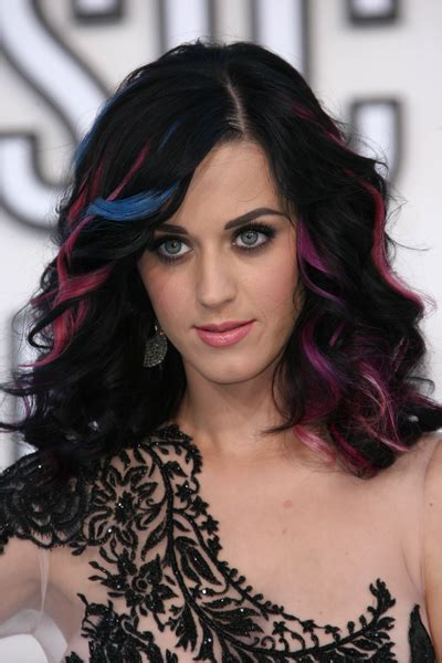 Katy Perry Hair The Best Celebrity