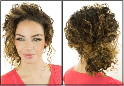Big Curly Hairstyles On Pinterest