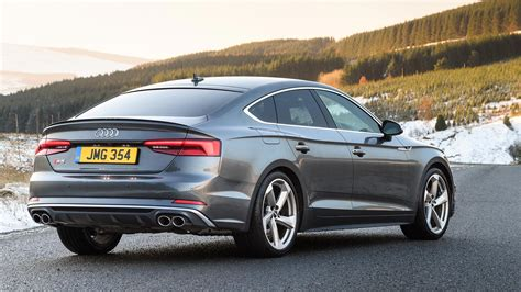 audi s5 sportback 2017 review still worthy of the s badge car magazine
