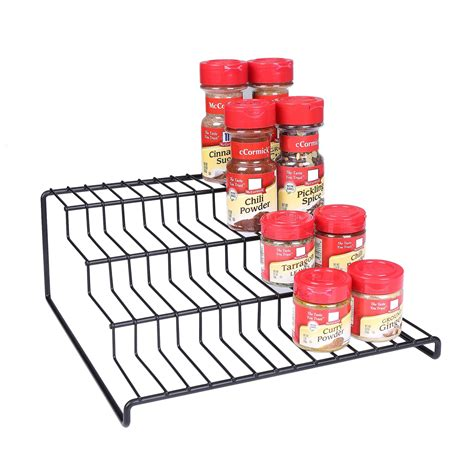 4 Tier Spice Rack by 4 Tier Cabinet Spice Rack Organizer Gongshi Step Shelf