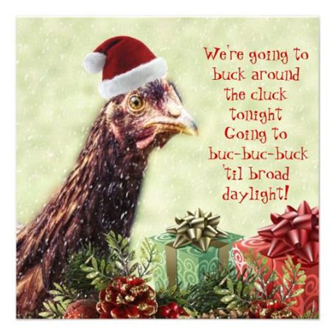 chicken christmas funny chicken farm funnies quotes