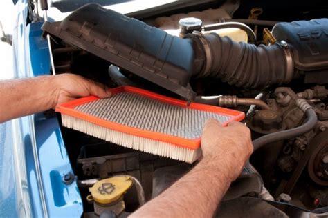 wymiana filtra powietrza  filtra kabinowego renault