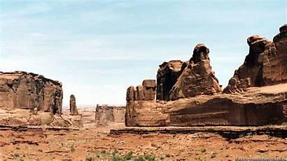Western Desktop Desert Backgrounds Background West Wallpapers