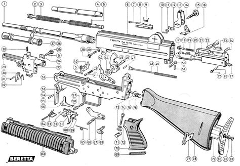 Ar 15 Assembly Diagram by Parts Parts List For Ar 15 Build