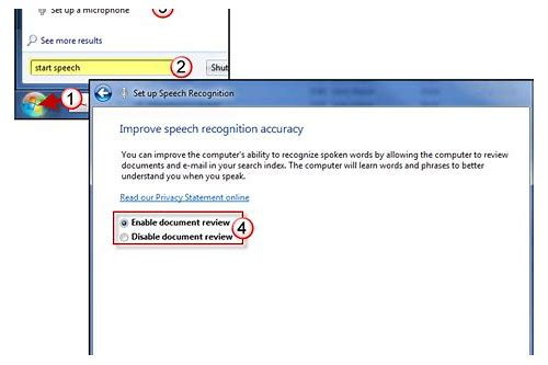 speech recognition windows 7 baixar gratis