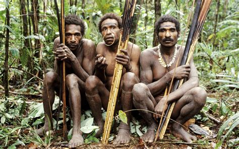 Facts About Korowai Tribe in Southern Papua   Authentic ...